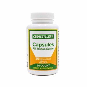 CBDistillery-CBD-Capsules