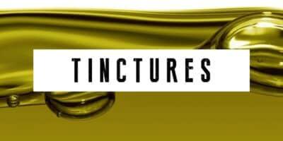 CBD Tinctures