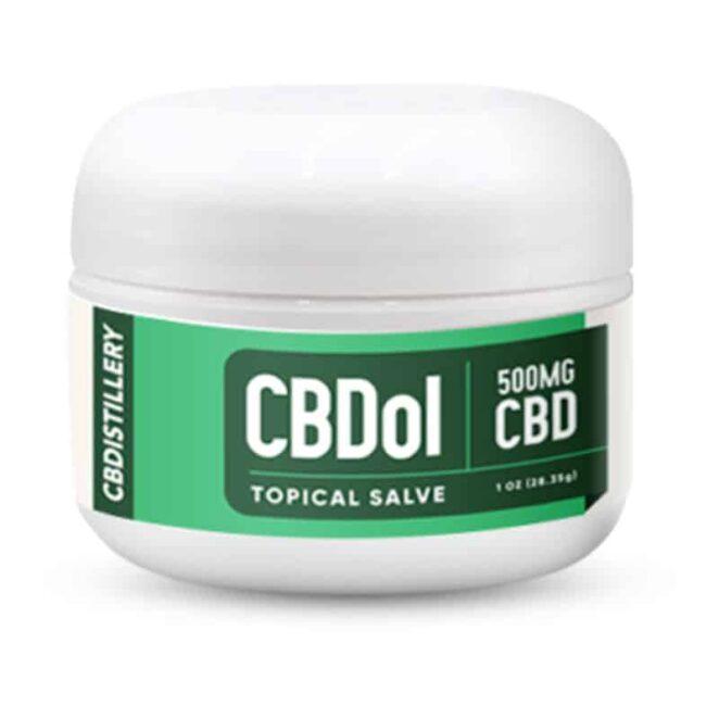 CBDistillery-CBDol-CBD-Topical-Salve-500-MG