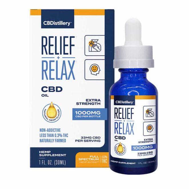 CBDistillery-Full-Spectrum-1000-mg-Relief-Relax-CBD-Oil-Tincture