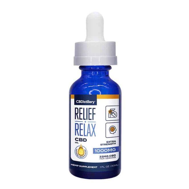 CBDistillery-Full-Spectrum-1000-mg-Relief-Relax-CBD-Oil-Tincture-Drops