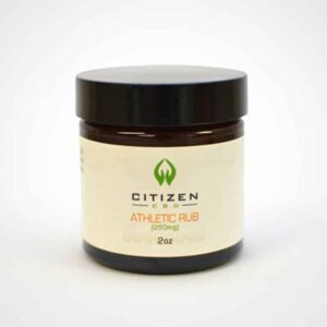 Citizen CBD Athletic Rub