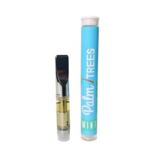 Palm Trees Mint CBD Vape Cartridge