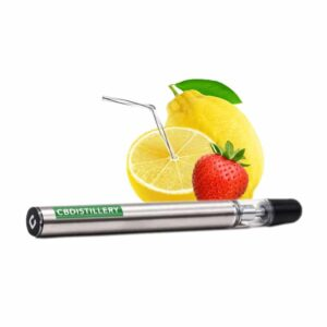 CBDistillery-CBD-Vape-Pen-Strawberry-Lemonade