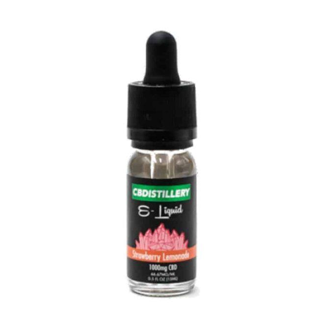CBDistillery-Strawberry-Lemonade-CBD-Vape-Oil