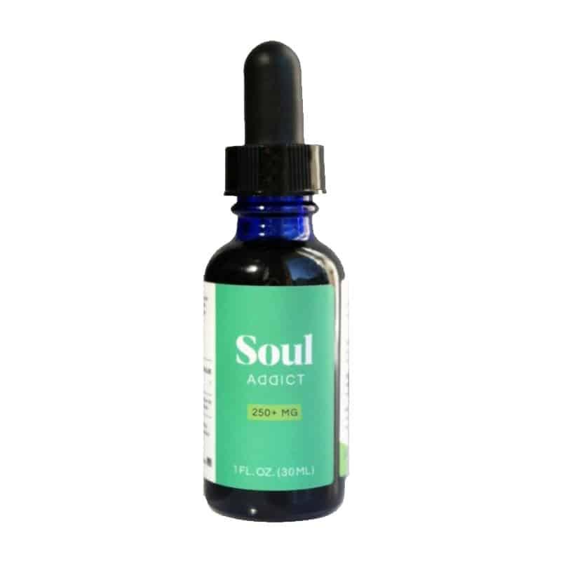 Soul Addict Hemp CBD Elixir