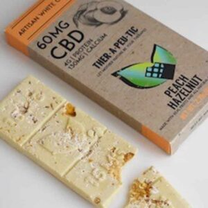 THERAPEUTIC-TREATS-PEACH-HAZELNUT-CBD-CHOCOLATE-BAR