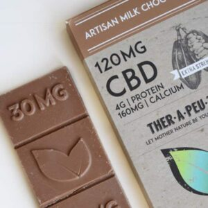 Therapeutic-Treats-Extra-Strength-Milk-Chocolate-CBD-Chocolate-Bar