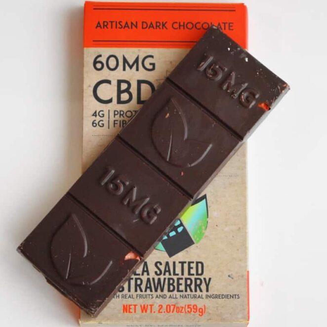 Therapeutic-Treats-Sea-Salted-Strawberry-CBD-Chocolate-Bar-2