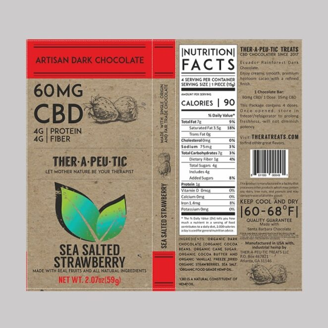 Therapeutic-Treats-Sea-Salted-Strawberry-CBD-Chocolate-Bar-4