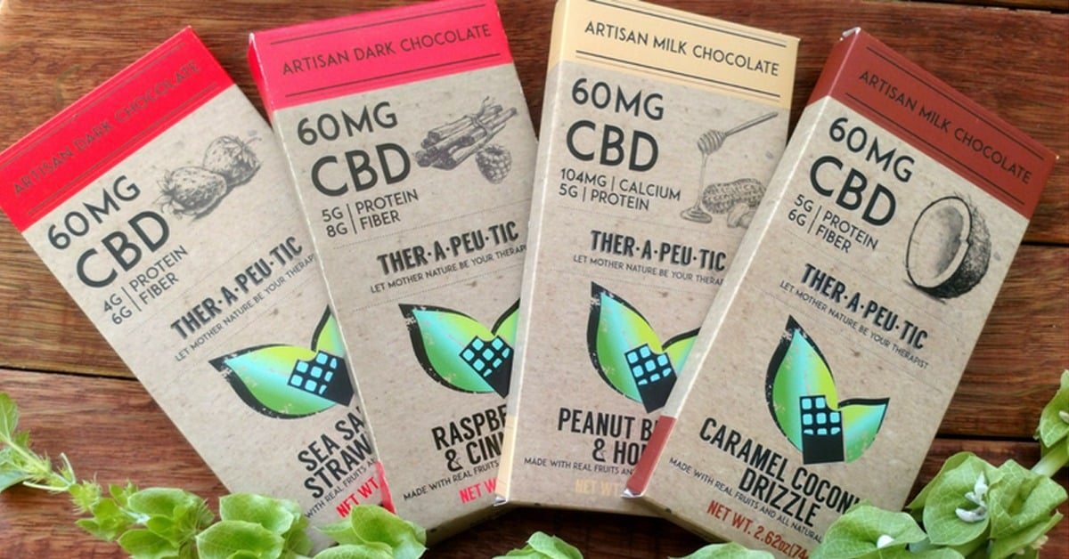 Therapeutic-Treats-CBD-Chocolate-Bars-Now-Available