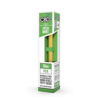 CBDfx-Fresh-Mint-CBD-Vape-Pen