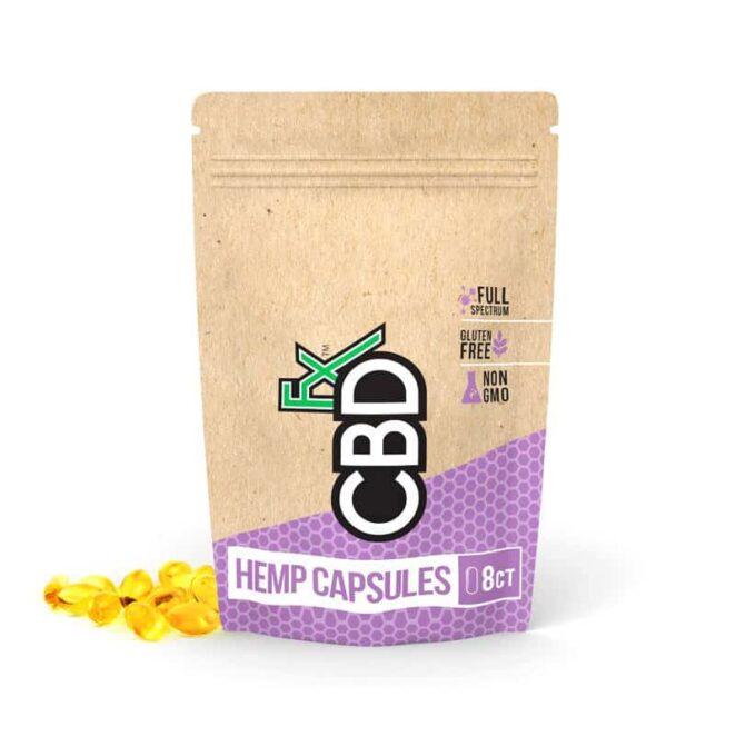 CBDfx-Full-Spectrum-CBD-Capsules-Pouch