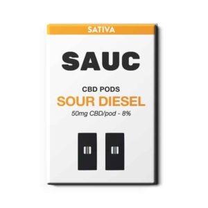 SAUC-CBD-Vape-Pods-Sour-Diesel