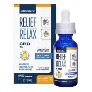 CBDistillery-Full-Spectrum-5000-mg-Relief-Relax-CBD-Oil-Tincture