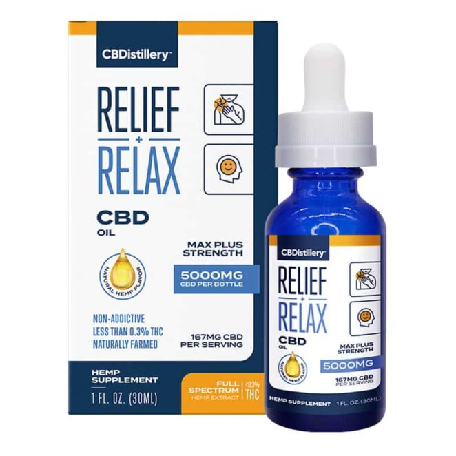 CBDistillery-Full-Spectrum-5000-mg-Relief-Relax-CBD-Oil-Tincture