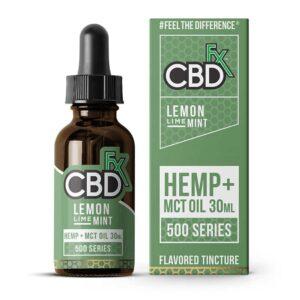 CBDfx-CBD-Hemp-Oil-Flavored-Tincture-Lemon-Lime-Mint