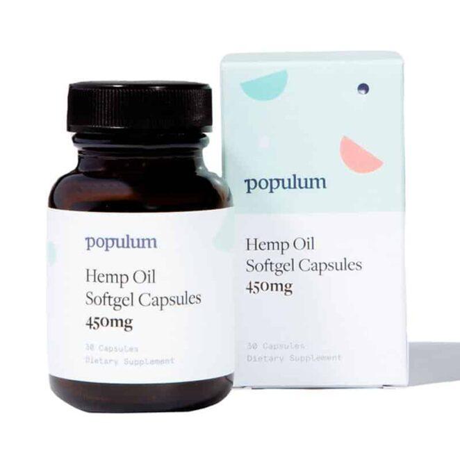 Populum-Full-Spectrum-Hemp-CBD-Capsules-450-mg-15-mg-CBD-Capsules-w-Box