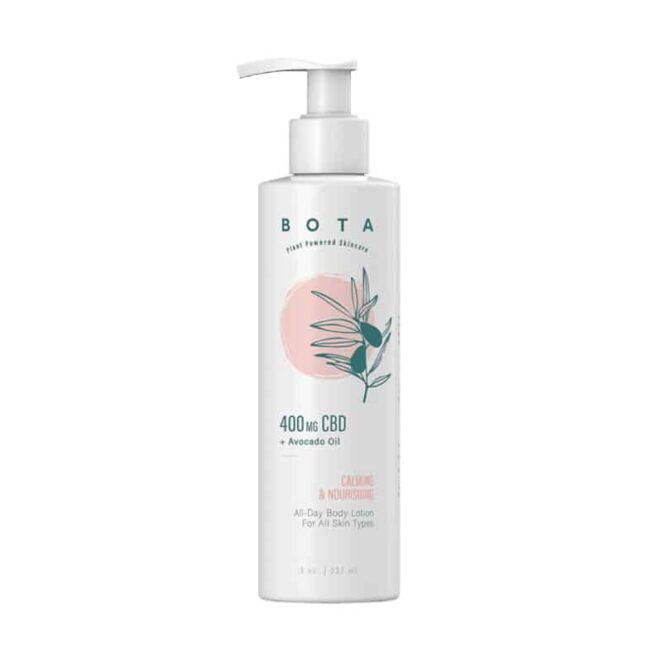 BOTA All-Day Nourishing CBD Body Lotion